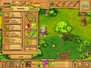 screen capture island castaway 2